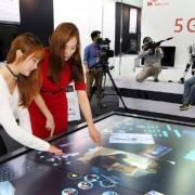 SKT,현 LTE보다 250배 빠른 기술시연, 5G혁신센터 오픈