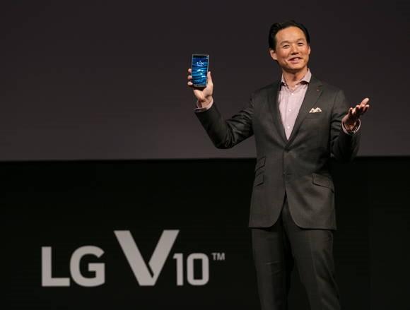 LG V10 조준호 대표