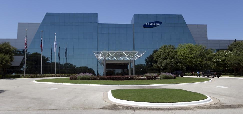 Samsung building 2013 (RICARDO B. BRAZZIELL / AMERICAN- STATESMAN)