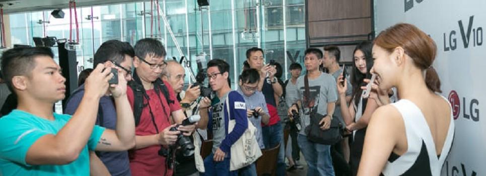 LG전자, 'LG V10' 글로벌 판매 개시