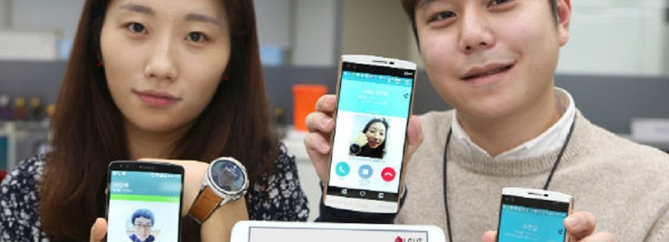 이통3사,세계 최초 LTE기반 음성통화 상용화 개시