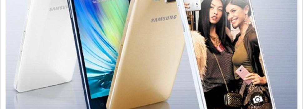 삼성전자,삼성페이 지원 보급형 갤럭시A 첫 출시