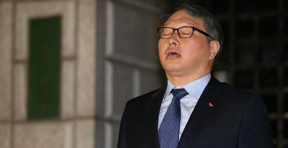 최태원 SK회장 내연녀,美시민권자 40대 이혼녀