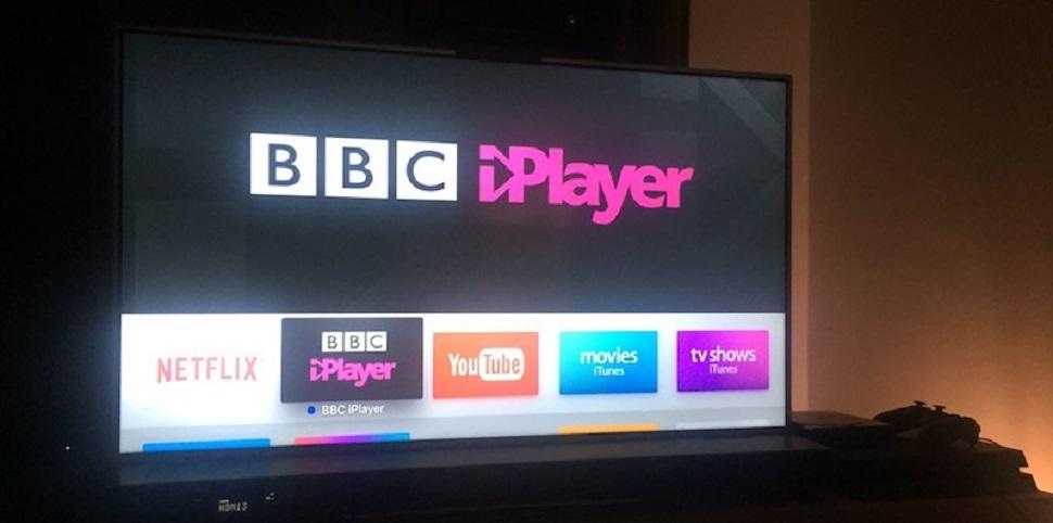 BBC i플레이어,애플TV기반 라이브영상서비스개시