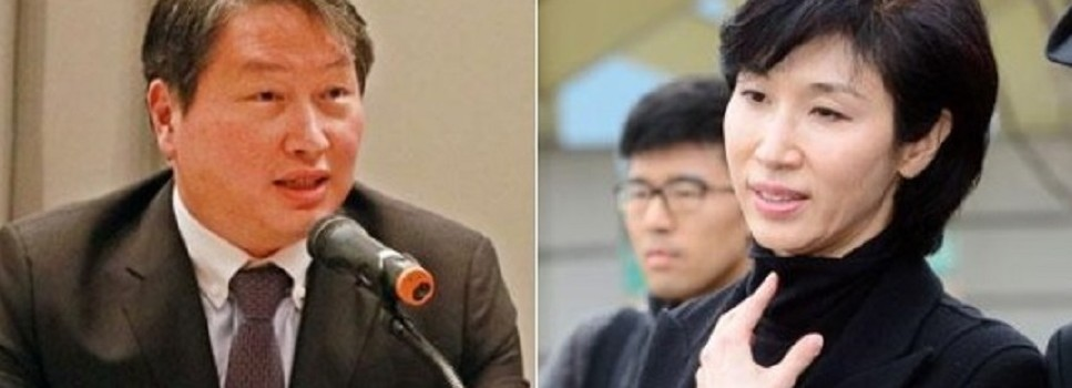 최태원 SK회장∙내연녀 김씨,50여명 댓글주부 수사기관에 '노소영과 관계,조사 반복요청',외압의혹 논란