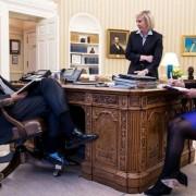 [피치원뷰]너무나 부러운 미 대통령의 24시,달라도 너무다른 통치스타일