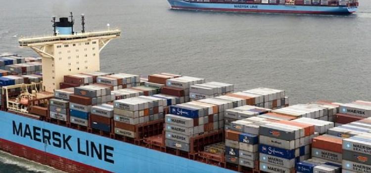 """세계 최대 선사업체 머스크,""""부산항 라인뺏다""""사실무근,물동량 13%증가"""