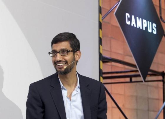 선다_피차이_새로운_구글_CEO