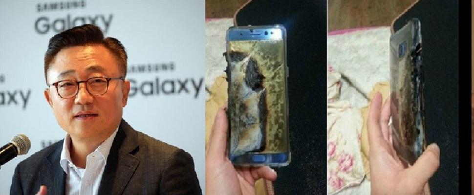 갤노트7 리콜사태로 땅치는 삼성전자,미소짓는 애플,반면 시장은 '갤럭시노트7 대박행진'전망