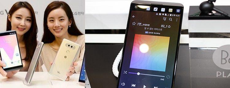 """바람잘날 없는 LG전자 V20,이번에는 오디오 품질논란, 황금귀들 """"G5보다 못해""""싸늘한 반응"""