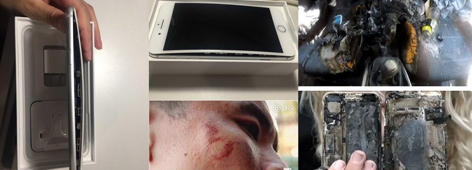 [피치원뷰]아이폰7,배터리폭발사고 美∙中∙호주 8건 잇따라 발생,갤노트7과 흡사,결함논란 후끈