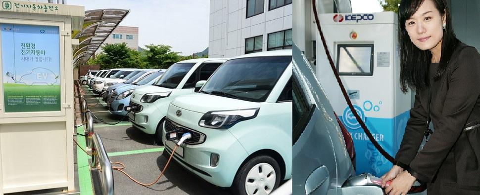 한전 아파트내 전기차 충전기 무료구축사업 21일 접수마감∙북새통,전국 아파트단지 들썩