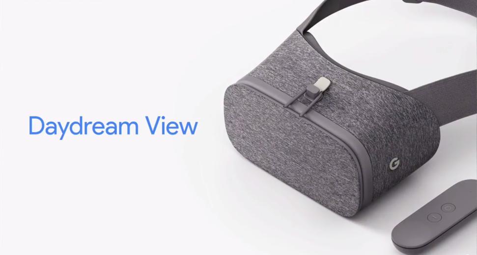 Daydream View - Google VR1