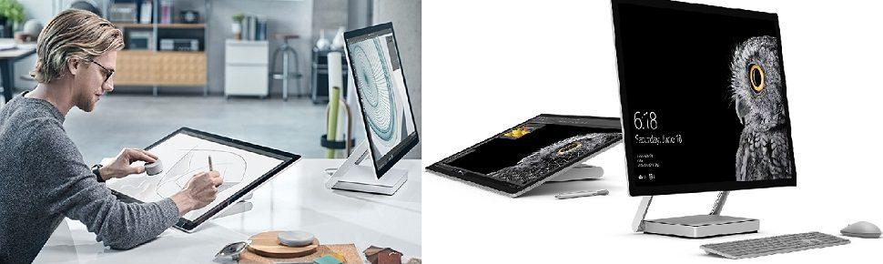 오 세상에,MS가 이런 PC를 내놓다니,호평쏟아진 '서피스 스튜디오'대박조짐,아이맥 초비상
