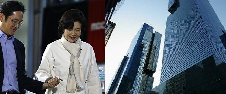 """최순실 """"홍라희씨 이재용 부회장 탐탁지 않아해,홍석현 JTBC회장과 삼성실권 잡으려했다""""발언,파장"""