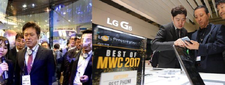 신작 LG전자 G6 딱 1주일간 반짝,초반흥행 실패,LG전자 MC사업본부존폐 절체절명 위기