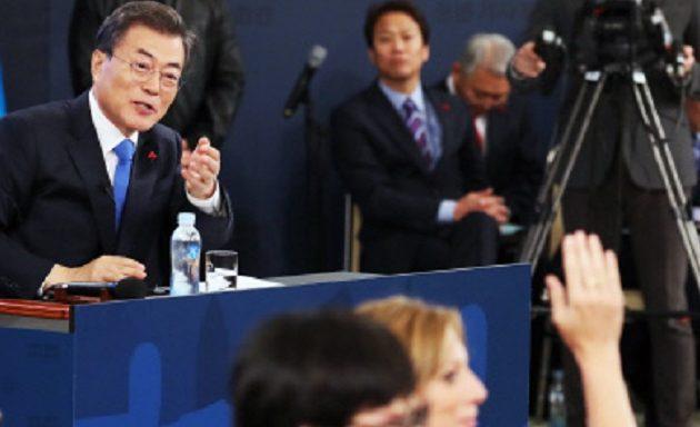 교육 유은혜∙산자 성윤모∙국방 정경두,대통령 중폭개각 장관 5명교체