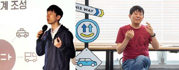 [피치원뷰]이재웅 쏘카대표 경영복귀작 승차공유 '타다',호평일색,택시시장 뒤흔들까?