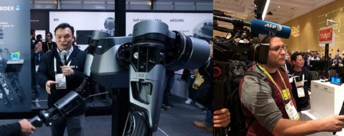 네이버 로봇 앰비덱스,로봇시장판도 바꾼다,'가장앞선 로봇'러브콜쇄도