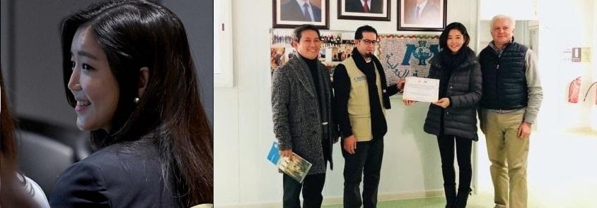 """SK그룹,회장내연녀 이미지개선총력,김희영씨 공개행사데뷔 """"사회가치실현에 앞장""""댓글폭주"""