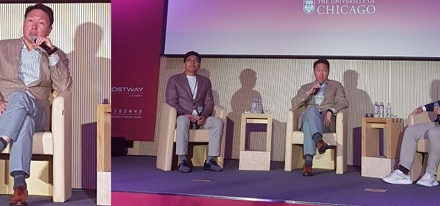 """최태원 SK회장,""""AI,5년내 엄청난 임팩트줄 것""""심각한 부작용,사회문제우려"""