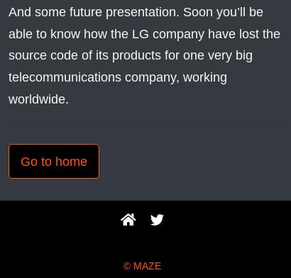 maze-lg-announcement
