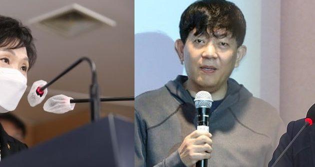 """""""김현미 반성하라,부끄러움 모르고 공치사하다니"""" 이재웅 직격탄,""""혁신발목 잡아"""""""