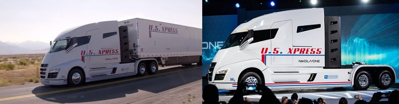 BBC,'대형트럭도 수소차아닌 전기트럭이 대체유력'보도,현기차는?