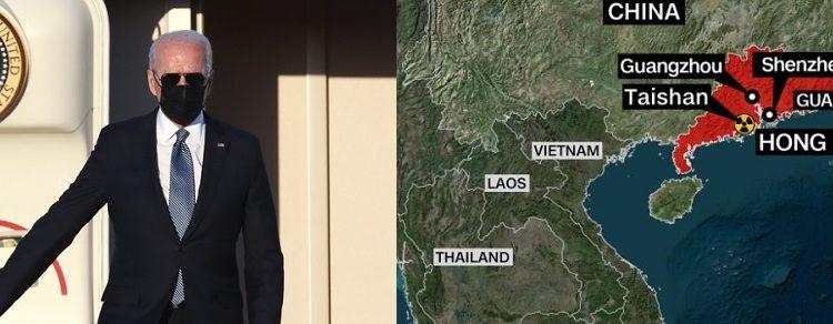 CNN,미,中 광둥성원전 '방사능유출'조사착수,佛사 '위험단계'폭로