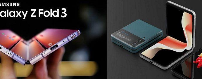 8월말 갤럭시 '폴더블폰 폴드3',200만원대 이하출시,더 세련된 플립3,큰기대